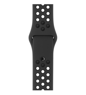 Nike+ (42 mm) Bracelet Anthracite/Noir