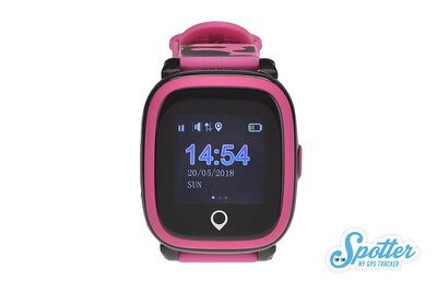 Spotter GPS Watch Pink (L)