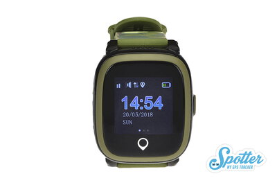 Spotter GPS Watch Army (L)