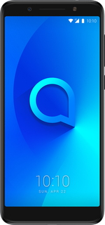 Alcatel Alcatel 3X Metallic Black