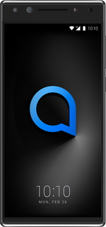 Alcatel 5 Metallic Black