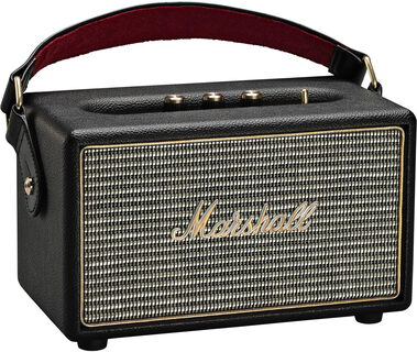 Marshall Kilburn Enceinte Bluetooth - Noir, Or