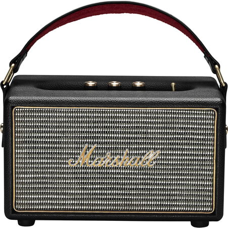 Marshall Kilburn Bluetooth Speaker - Zwart, Goud