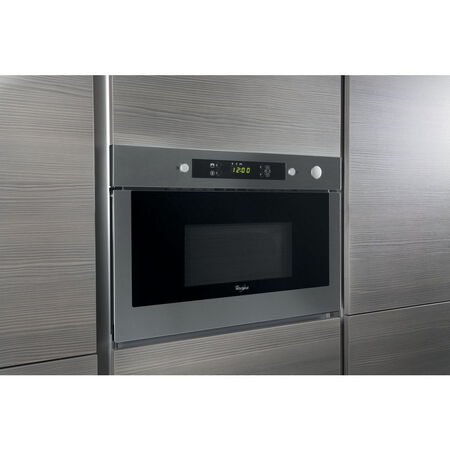 Whirlpool Micro-ones encastrable AMW 423 IX