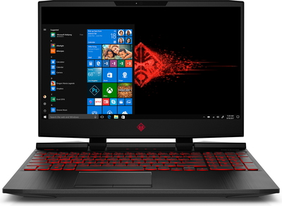 HP OMEN 15-DC0046NB