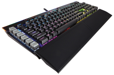 Corsair K95 RGB PLATINUM MX BROWN AZERTY MECHANICAL GAMING KEYBOARD