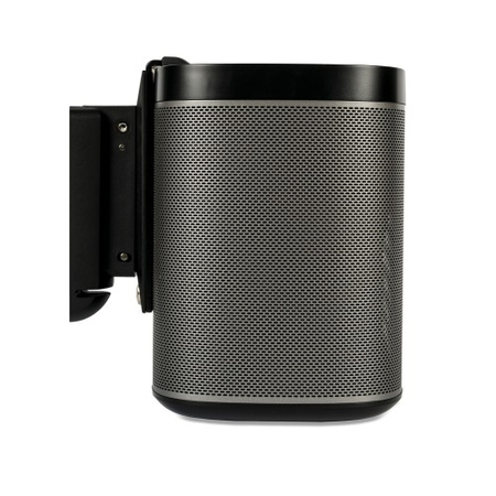 Flexson Sonos One Zwart - Speaker steun muur FLXS1WM1021