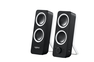 Logitech Z200 MIDNIGHT BLACK MULTIMEDIA SPEAKERS