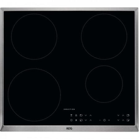 AEG Taque induction IKB64301XB Hob2Hood