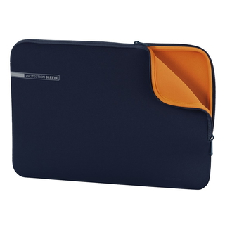 Hama 15.6 INCH NEOPRENE ESSENTIAL LAPTOP SLEEVE BLEU