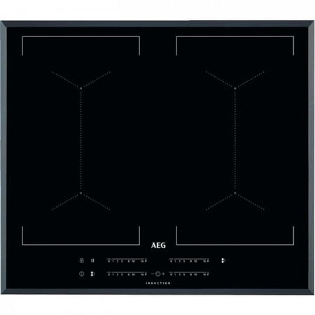 AEG Table de cuisson à induction IKE64450FB MaxiSense