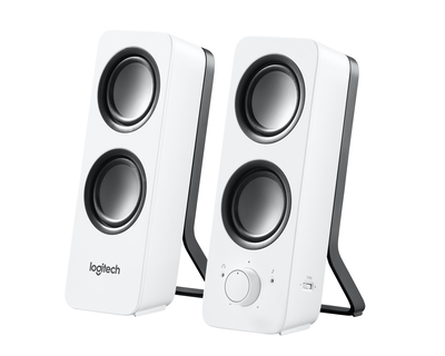 Logitech Z200 SNOW WHITE MULTIMEDIA SPEAKERS