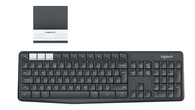 Logitech K375S MULTI-DEVICE KEYBOARD AZERTY