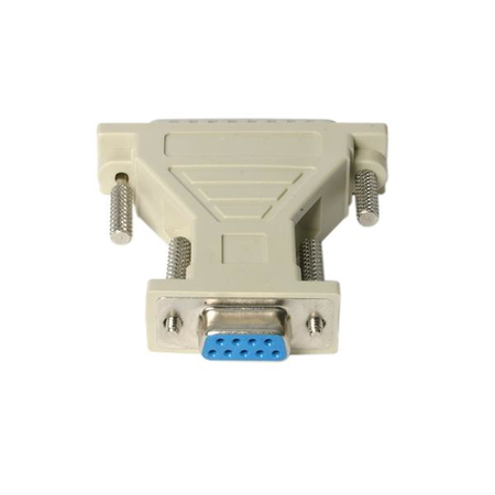 Startech Adaptateur Serial 9-PIN Male To Serial 25-PIN MaleAT925FM