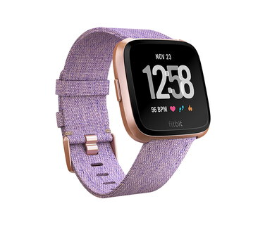 Fitbit Versa Special Edition Lavender Woven (S/L)