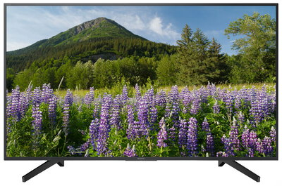 "Sony TV KD-65XF7096 - 65"" 4K Ultra HD Smart TV"