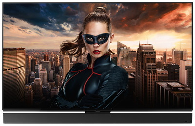 "Panasonic TV TX-55FZ950E - 55"" 4K Ultra HD Smart OLED TV"