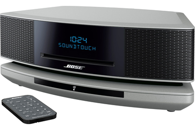 Bose Wave Soundtouch IV Wifi Speaker - Zilver