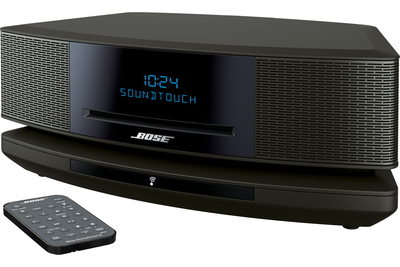 Wave Soundtouch IV Wifi Speaker - Zwart