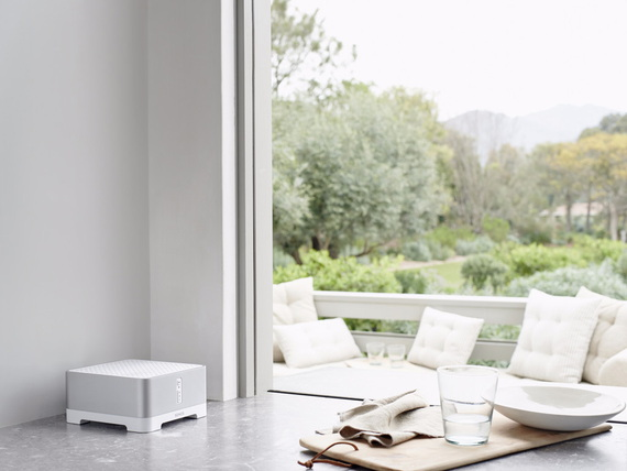 SONOS CONNECT:AMP 2.1 Amplificateur Audio - Blanc