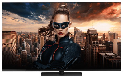 "Panasonic TV TX-55FZ800E 55"" - 4K Ultra HD Compatibilité 3D Smart OLED TV"