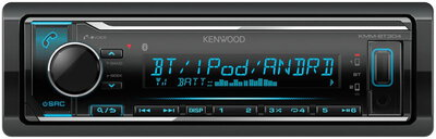 Kenwood KMM-BT304 Autoradio