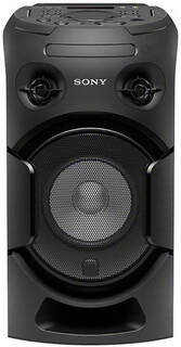 Sony MHC-V21D Party Speaker - Zwart
