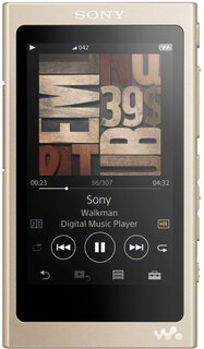 Sony NW-A45 16GB MP3-Speler - Goud