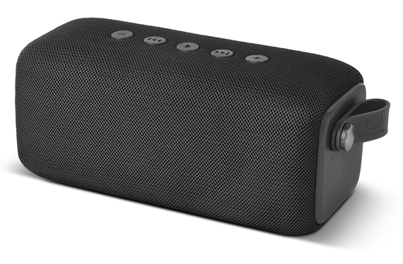 Fresh 'n Rebel Rockbox Bold Enceinte Bluetooth Medium - Concrete