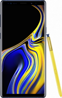 Samsung Galaxy Note9 Ocean Blue