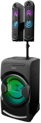 Sony MHC-GT4D Party Speaker