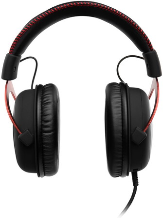 Hyperx CLOUD II HEADSET FULL SIZE RED - WIRED
