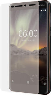 Azuri Tempered Glass RINOX ARMOR pour Nokia 6 (2018)