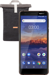 Nokia 3.1 Tempered Blue