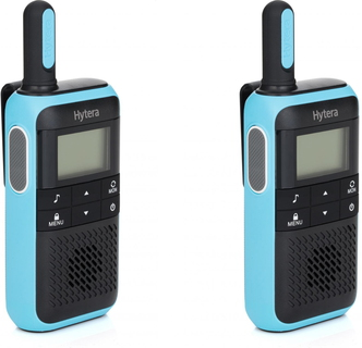 Hytera Walkie talkie TF-415 Turqoise