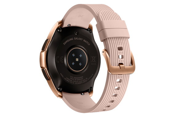 Samsung Galaxy Watch Or Rose (S/L)