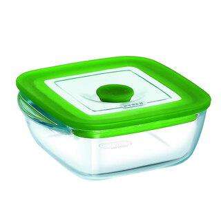 Pyrex Plat à four Cook & Store Plus - 1L