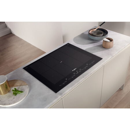 Whirlpool Taque induction SMO 658C/BT/IXL