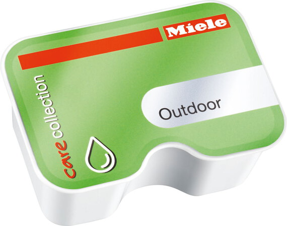 Miele Pakket met 10 caps Outdoor +