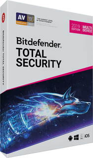 Bitdefender Total Security Multi-device 2019 - 2 ans - 10 appareils