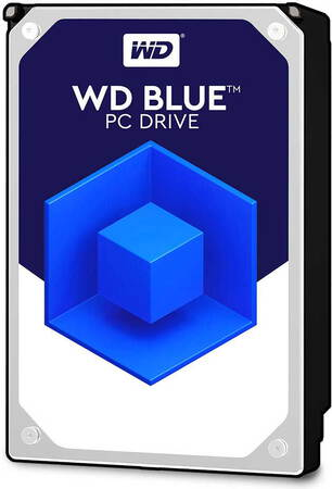 Western Digital WD Blue™ PC Desktop Hard Drive - 2 TB - WD20EZRZ