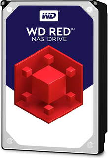 Western Digital WD Red™ NAS Drive - 6 To - WD60EFRX