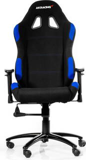 Ak Racing K7012 Gaming Chair Zwart-Blauw