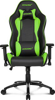 Ak Racing Nitro Gaming Chair Zwart-Groen