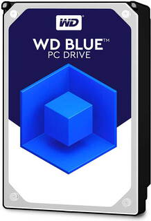 Western Digital WD Blue™ PC Desktop Hard Drive - 4 To - WD40EZRZ