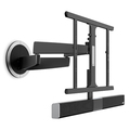 Vogels NEXT 8375 Support TV avec barre de son - Mur