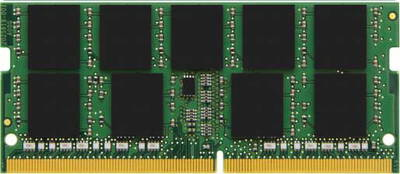 Kingston 8 Go DDR4 2.400 MHz ValueRAM - KVR24S17S8/8