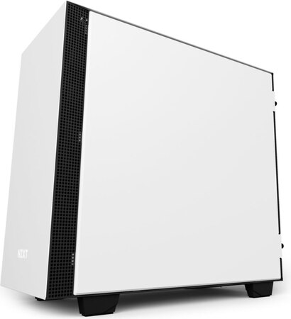 Nzxt H400i Wit - CA-H400W-WB