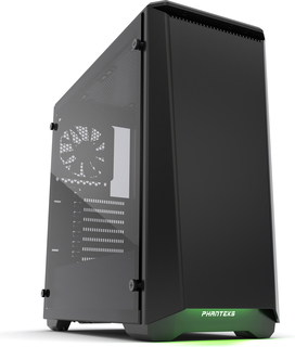 Phanteks Eclipse P400 Tempered Glass Zwart - PH-EC416PTG_BK