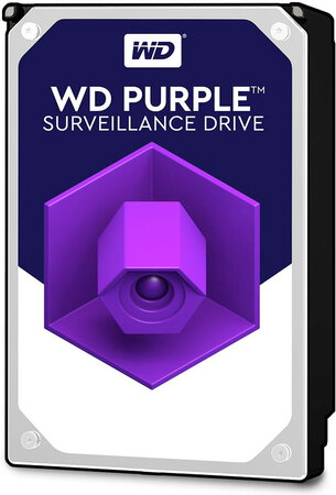 Western Digital WD Purple™ Surveillance Drive - 1 TO - WD10PURZ